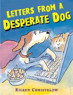 Cover for Letters from a Desperate Dog