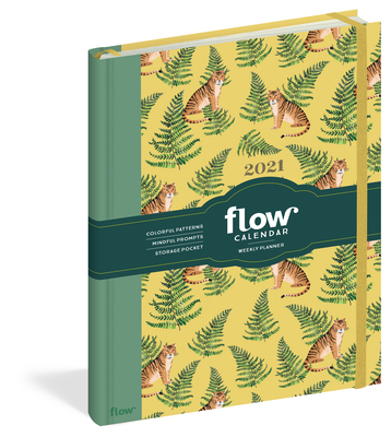 Flow Weekly Planner 2021 Cover Image