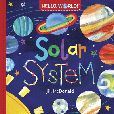 Hello, World! Solar System Cover Image
