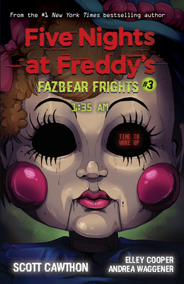 1:35AM (Five Nights at Freddy's: Fazbear Frights #3) Cover Image
