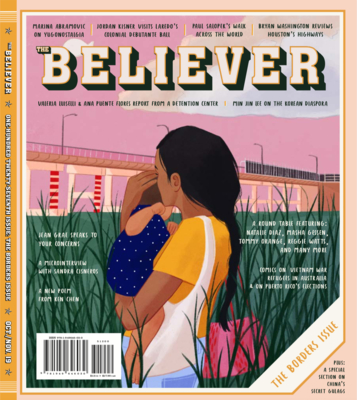 The Believer, Issue 127: October/November Cover Image