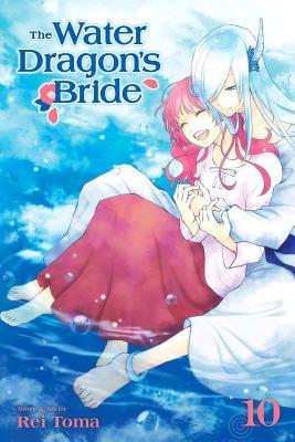 The Water Dragon's Bride, Vol. 10 (The Water Dragon's Bride #10) Cover Image