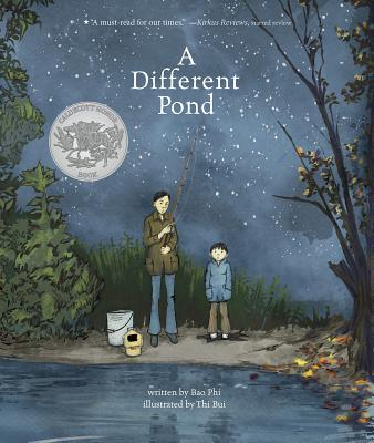 A Different Pond (Fiction Picture Books) Cover Image