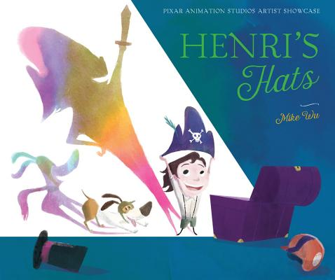 Henri's Hats: Pixar Animation Studios Artist Showcase by Mike Wu