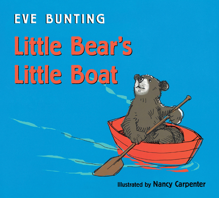 Little Bear's Little Boat Cover Image