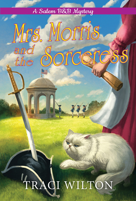 Mrs. Morris and the Sorceress (A Salem B&B Mystery #4) Cover Image