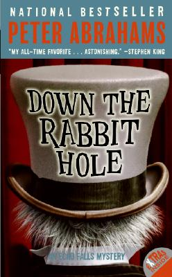 Down the Rabbit Hole (Echo Falls Mystery #1) Cover Image