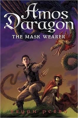 Amos Daragon #1 Cover