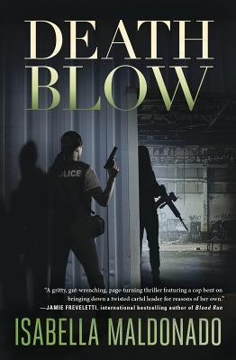 Death Blow (Veranda Cruz Mystery #3) Cover Image