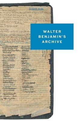 Cover for Walter Benjamin's Archive