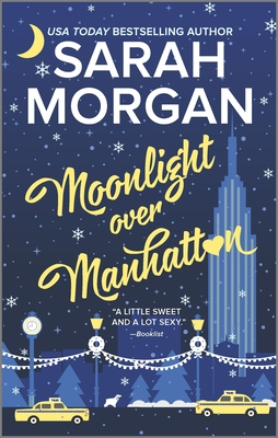 Cover for Moonlight Over Manhattan (From Manhattan with Love #6)