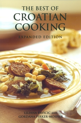 The Best of Croatian Cooking Cover Image