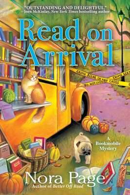 Read on Arrival: A Bookmobile Mystery Cover Image