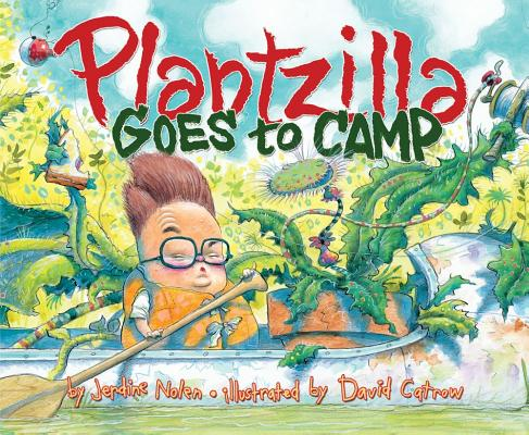 Plantzilla Goes to Camp Cover