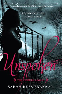 Unspoken (The Lynburn Legacy Book 1) Cover Image