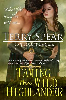 Taming the Wild Highlander Cover Image