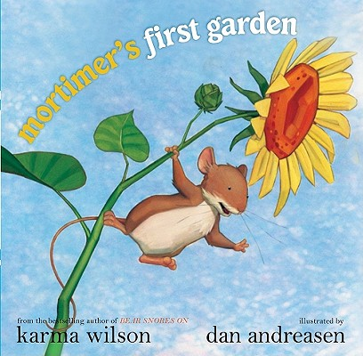 Mortimer's First Garden Cover