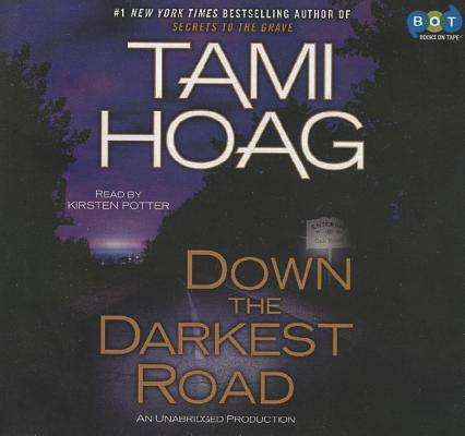 Down the Darkest Road(lib)(CD) Cover