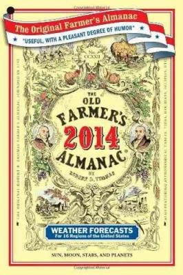 The Old Farmer's Almanac 2014 Cover