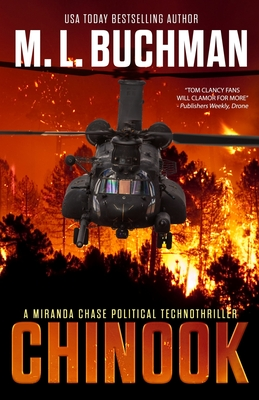Chinook: a political technothriller Cover Image