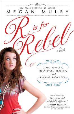 Cover for R Is for Rebel