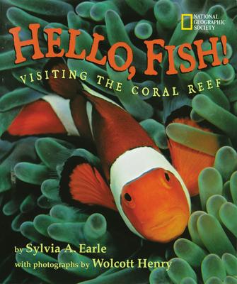 Hello, Fish! Cover
