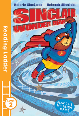 Sinclair the Wonder Bear (Reading Ladder) Cover Image