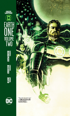 Green Lantern: Earth One Vol. 2 Cover Image