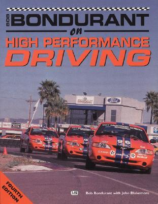 Bob Bondurant on High Performance Driving Cover Image