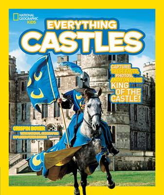 National Geographic Kids Everything Castles Cover