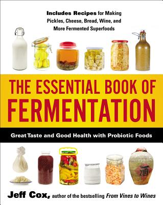 The Essential Book of Fermentation Cover