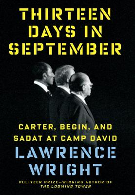 Thirteen Days in September: Carter, Begin, and Sadat at Camp David Cover Image