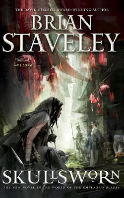 Skullsworn (Chronicle of the Unhewn Throne) Cover Image