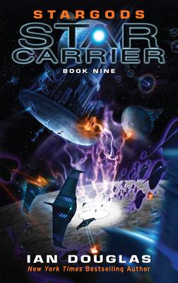 Stargods (Star Carrier #9) Cover Image