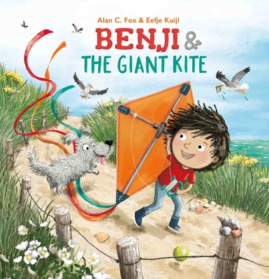 Benji and the Giant Kite Cover Image