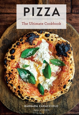 Pizza: The Ultimate Cookbook Cover Image