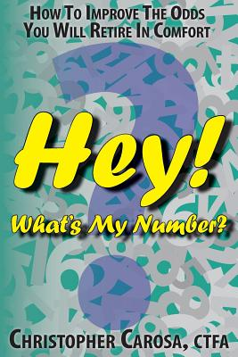Cover for Hey! What's My Number?