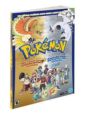 Pokemon Heartgold & Soulsilver Cover