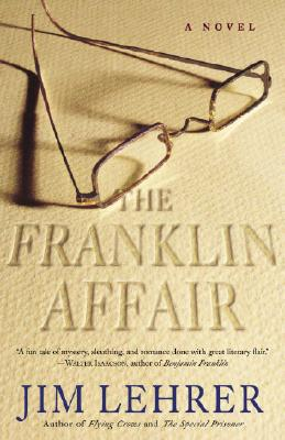 The Franklin Affair Cover