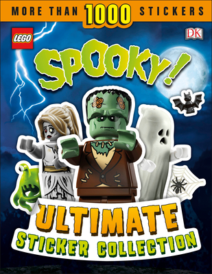 LEGO Spooky! Ultimate Sticker Collection Cover Image