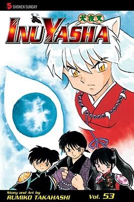Inuyasha, Volume 53 Cover