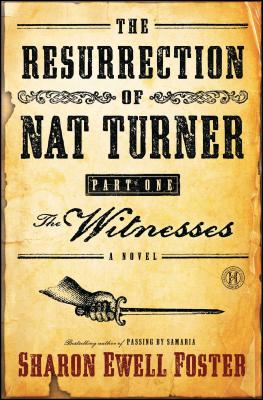 The Resurrection of Nat Turner, Part I Cover