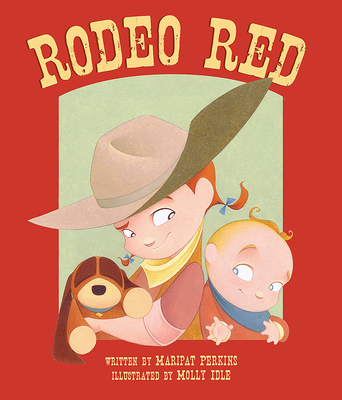 Rodeo Red Cover Image