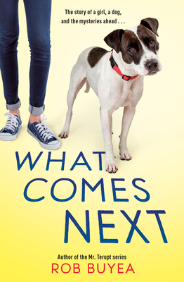 Cover for What Comes Next
