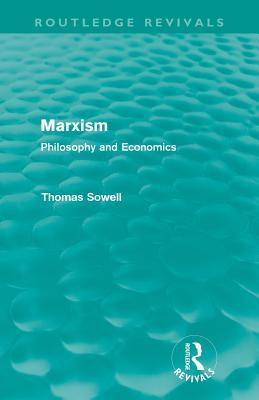 Marxism (Routledge Revivals): Philosophy and Economics Cover Image