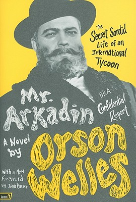 Mr. Arkadin Cover