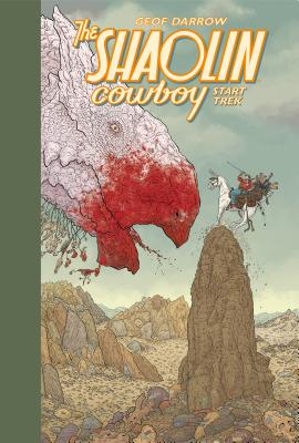 Shaolin Cowboy: Start Trek Cover Image
