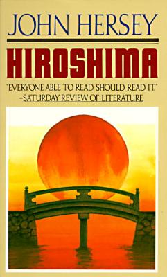 Cover of Hiroshima by John Hersey