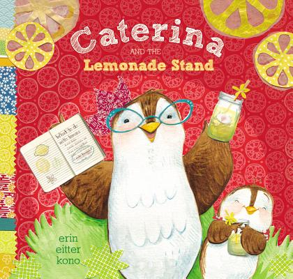 Caterina and the Lemonade Stand Cover