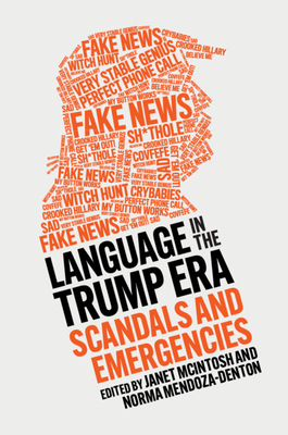 Cover for Language in the Trump Era